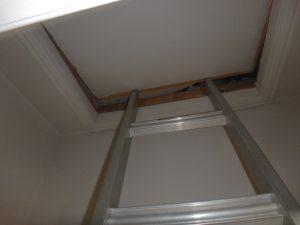 Insulation and attic