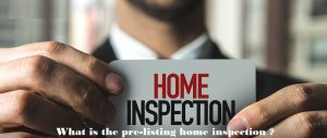 What is the pre-listing home inspection and is it necessary